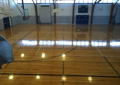 Commercial hardwood-basketball-court-flooring-installers
