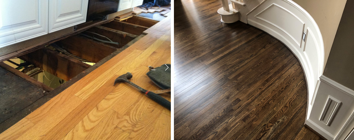 Hardwood Flooring Restoration Services near Farmington Hills Michigan