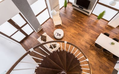 Hardwood Floor Maintenance and Installation for a Sophisticated Home