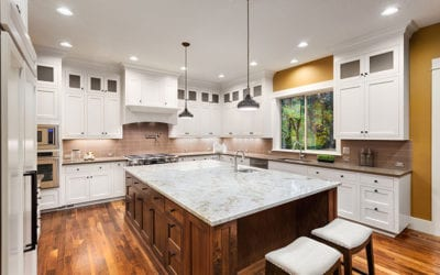 How to Choose Wood Flooring for a Kitchen | MI Hardwood Flooring Services