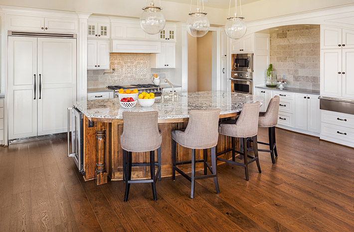 3 Popular Options for Hardwood Floors in the Home